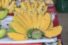 Banane im Verkauf Stockfotografie