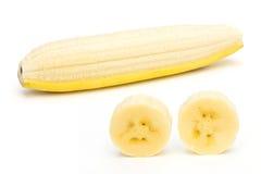 Banane intérieure Photographie stock libre de droits