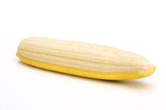 Banane intérieure Photo libre de droits
