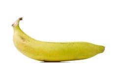 Banane isolate sui precedenti bianchi Immagine Stock
