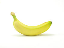 Banane mûre Photo libre de droits