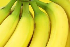 Banane mature Immagine Stock Libera da Diritti