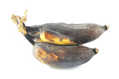 Banane mature Fotografie Stock