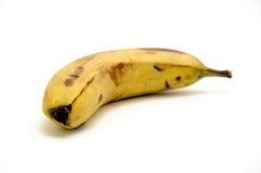 Banane putréfiée Photographie stock libre de droits