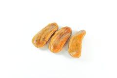 Banane séchée au soleil Images stock