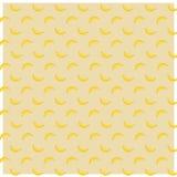 Banane sans couture Image libre de droits