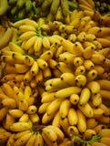 Bananen Lizenzfreie Stockfotos