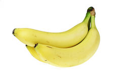 Bananen Stockbild