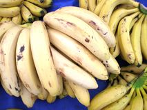Bananen Royalty-vrije Stock Afbeeldingen