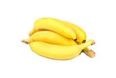 Bananen behandla som ett barn (kortkortet) Royaltyfria Foton