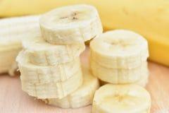 Bananen an Bord Lizenzfreies Stockfoto