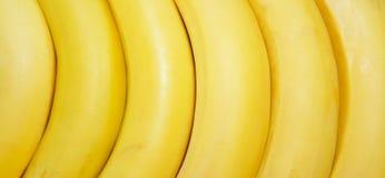 Bananenbeschaffenheit Stockfotografie