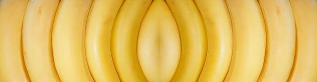 Bananenbeschaffenheit Lizenzfreie Stockbilder