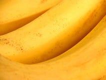 Bananenbeschaffenheit stockfoto