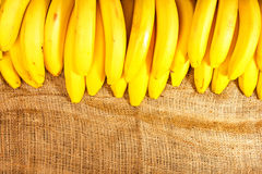 Bananendruiven Royalty-vrije Stock Foto