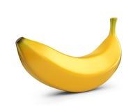Bananenfrucht, Ikone 3D. Illustration  Stockfoto
