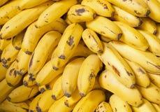 Bananenhintergrund Stockbild