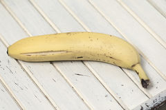 Bananenretrostil Lizenzfreie Stockfotos