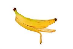Bananenschale Lizenzfreies Stockfoto