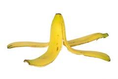 Bananenschale lizenzfreies stockbild