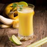 Bananenshake Stock Photography