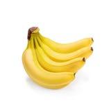 bananer samlar ihop över moget Royaltyfri Fotografi