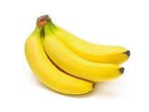 bananer samlar ihop moget Royaltyfria Foton