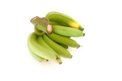 bananer samlar ihop moget Arkivbild