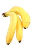 bananer samlar ihop yellow Fotografering för Bildbyråer