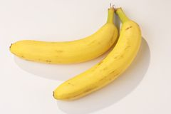 Bananes - Bananen Image stock