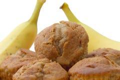 Bananes et pains Image libre de droits