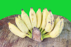 Bananes mûres Photographie stock libre de droits