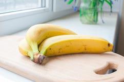 Bananes mûres Photos libres de droits