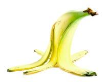 Bananeschil Stock Fotografie