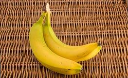Bananfrukter Arkivfoto
