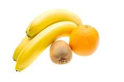banankiwiorange Royaltyfria Foton