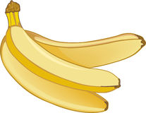 Bananna Royalty Free Stock Photo