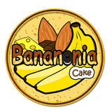 Bananonia Photographie stock