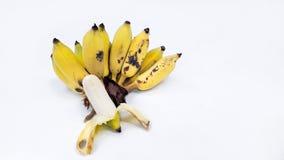 Bananowa łupa no jest piękna zdjęcie stock