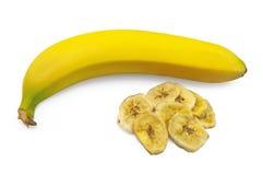 bananowa owoc obrazy stock