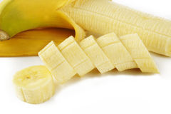 Bananowa owoc zdjęcie stock