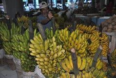 Bananowa owoc Obrazy Royalty Free