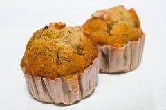 bananowi muffins Zdjęcie Stock