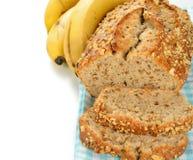 Bananowy chleb Obrazy Stock
