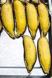 Bananowy grill Obrazy Royalty Free
