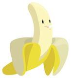 bananowy ja target4362_0_ Zdjęcia Royalty Free