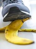 Bananowy oklepiec Fotografia Royalty Free
