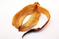 bananpeel Arkivfoto
