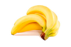 banany organicznie fotografia royalty free
