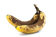 banany przejrzali Zdjęcia Royalty Free